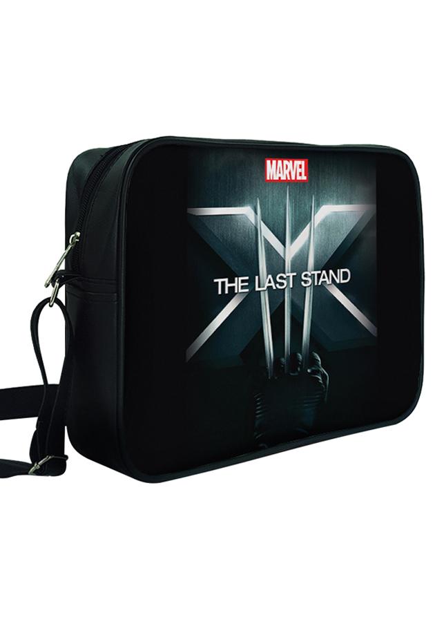 Túi Đeo Chéo Hộp Unisex In Hình Wolverine The Last Stand - TCFF307