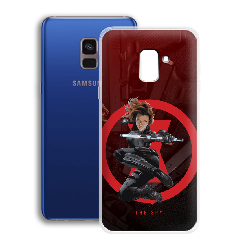 Ốp lưng cho điện thoại Samsung Galaxy A8 2018 - 01031 0538 SPY01 - Silicone dẻo - Hàng Chính Hãng - 18550758 , 8790409411263 , 62_21983242 , 200000 , Op-lung-cho-dien-thoai-Samsung-Galaxy-A8-2018-01031-0538-SPY01-Silicone-deo-Hang-Chinh-Hang-62_21983242 , tiki.vn , Ốp lưng cho điện thoại Samsung Galaxy A8 2018 - 01031 0538 SPY01 - Silicone dẻo - Hà