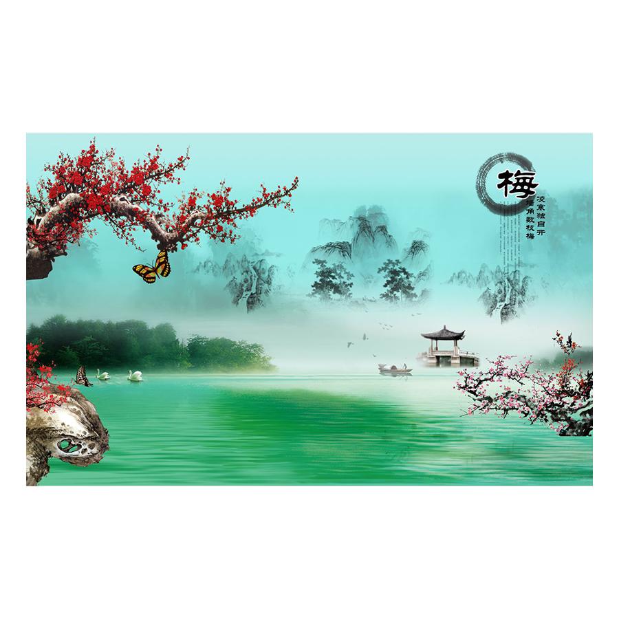 Tranh Sơn Dầu Dán Tường - Mã 314 - 6447977161275,62_8188612,250000,tiki.vn,Tranh-Son-Dau-Dan-Tuong-Ma-314-62_8188612,Tranh Sơn Dầu Dán Tường - Mã 314