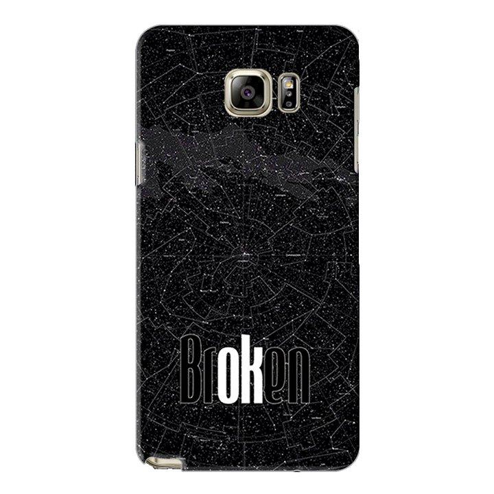 Ốp Lưng Dành Cho Điện Thoại Samsung Galaxy Note 5 Mẫu 38