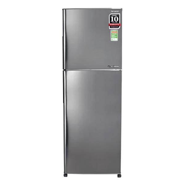 Tủ Lạnh Inverter Sharp SJ-X251E-SL (224L) - 9419049 , 1030628181989 , 62_756783 , 8600000 , Tu-Lanh-Inverter-Sharp-SJ-X251E-SL-224L-62_756783 , tiki.vn , Tủ Lạnh Inverter Sharp SJ-X251E-SL (224L)
