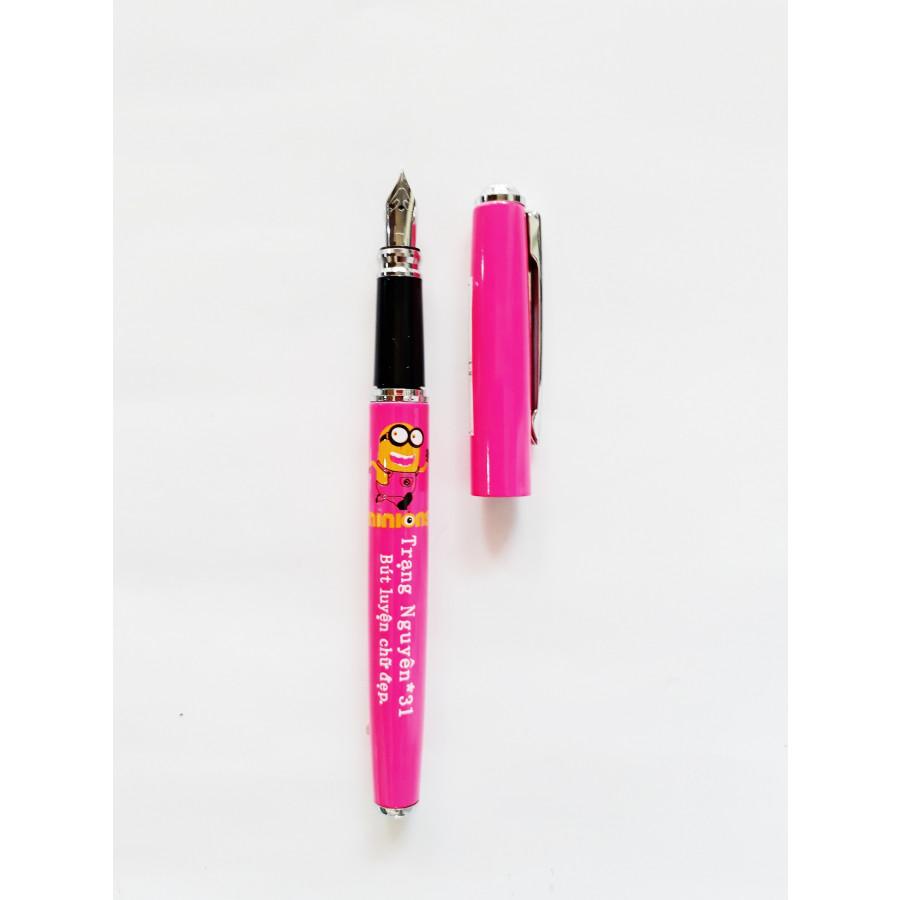 Bút máy Trạng Nguyên 31 - Hồng