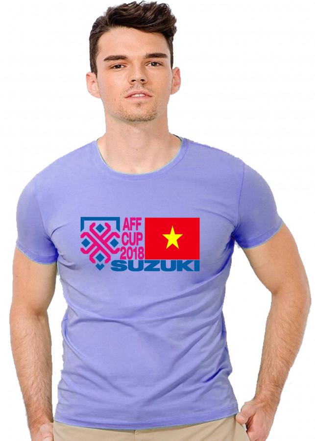 Áo Thun Nam Cho Mùa Aff Cup 2018 - Áo Hạnh Phúc
