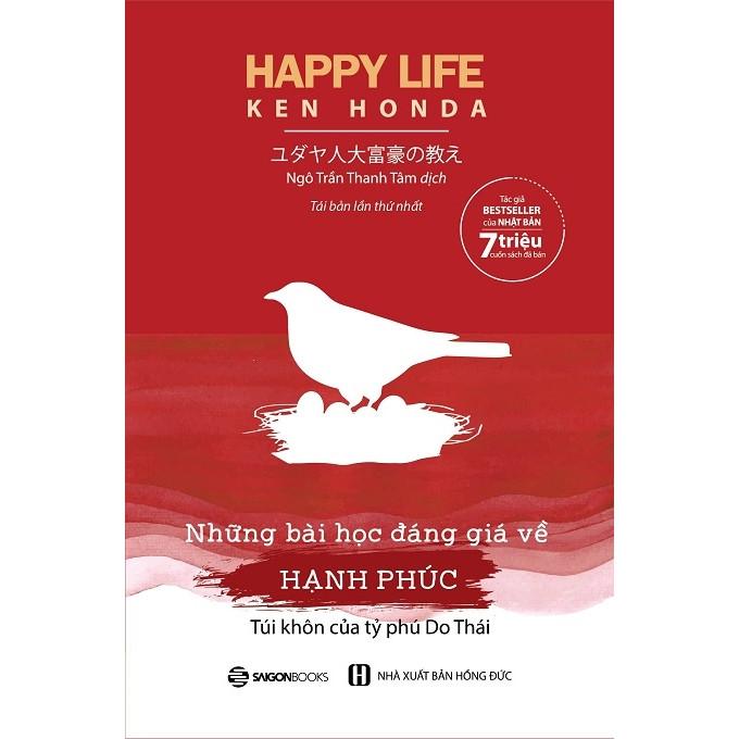 Những Bài Học Đáng Giá Về Hạnh Phúc (Tái Bản 2018) - 18545140 , 5726726878659 , 62_20426837 , 99000 , Nhung-Bai-Hoc-Dang-Gia-Ve-Hanh-Phuc-Tai-Ban-2018-62_20426837 , tiki.vn , Những Bài Học Đáng Giá Về Hạnh Phúc (Tái Bản 2018)