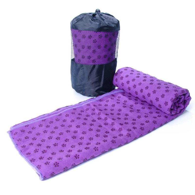 Khăn trải thảm yoga hạt silicon nổi DNS11 (Tím) + Tăng túi đựng - 962681 , 8950187330822 , 62_2253935 , 305000 , Khan-trai-tham-yoga-hat-silicon-noi-DNS11-Tim-Tang-tui-dung-62_2253935 , tiki.vn , Khăn trải thảm yoga hạt silicon nổi DNS11 (Tím) + Tăng túi đựng