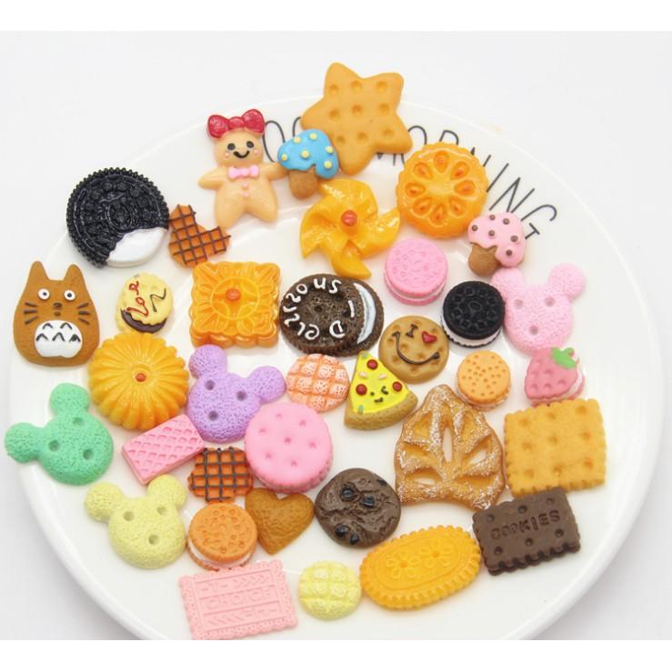 Gói 30 mô hình bánh biscuit các loại trang trí vỏ case điện thoại, huy hiệu, móc chìa khóa, DIY - 15695401 , 8780514916906 , 62_27729014 , 99000 , Goi-30-mo-hinh-banh-biscuit-cac-loai-trang-tri-vo-case-dien-thoai-huy-hieu-moc-chia-khoa-DIY-62_27729014 , tiki.vn , Gói 30 mô hình bánh biscuit các loại trang trí vỏ case điện thoại, huy hiệu, móc chì