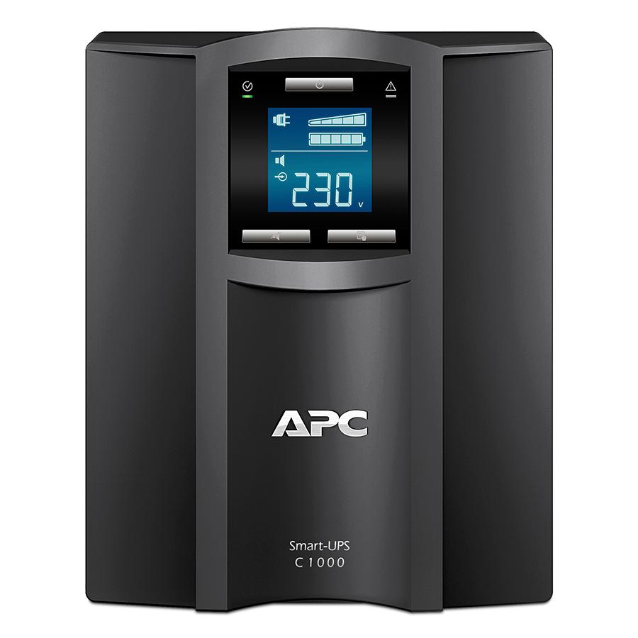 Bộ Lưu Điện APC Smart-UPS C 1000VA LCD 230V - Hàng Chính Hãng