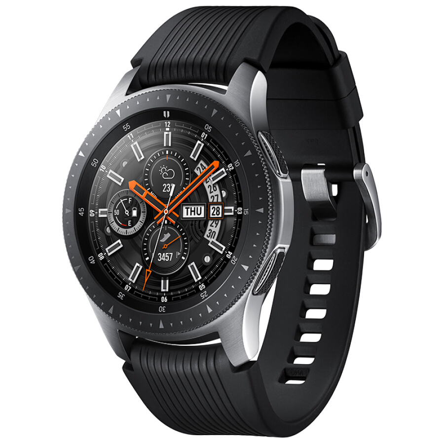 Samsung (SAMSUNG) Galaxy Watch smart watch Bluetooth call watch (42 mm 2018 new) intelligent time control 39 kinds of sports tracking midnight... - 813985 , 3637977076089 , 62_10427143 , 9302000 , Samsung-SAMSUNG-Galaxy-Watch-smart-watch-Bluetooth-call-watch-42-mm-2018-new-intelligent-time-control-39-kinds-of-sports-tracking-midnight...-62_10427143 , tiki.vn , Samsung (SAMSUNG) Galaxy Watch smar