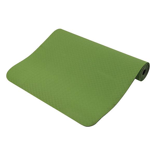 Thảm Tập Yoga TPE RL Eco 6mm 2 Lớp Màu Xanh Lá Tặng Kèm Túi