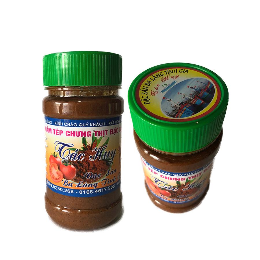 Mắm Tép chưng thịt đặc biệt Tác Huy 400g (Ba Làng Thanh Hóa)