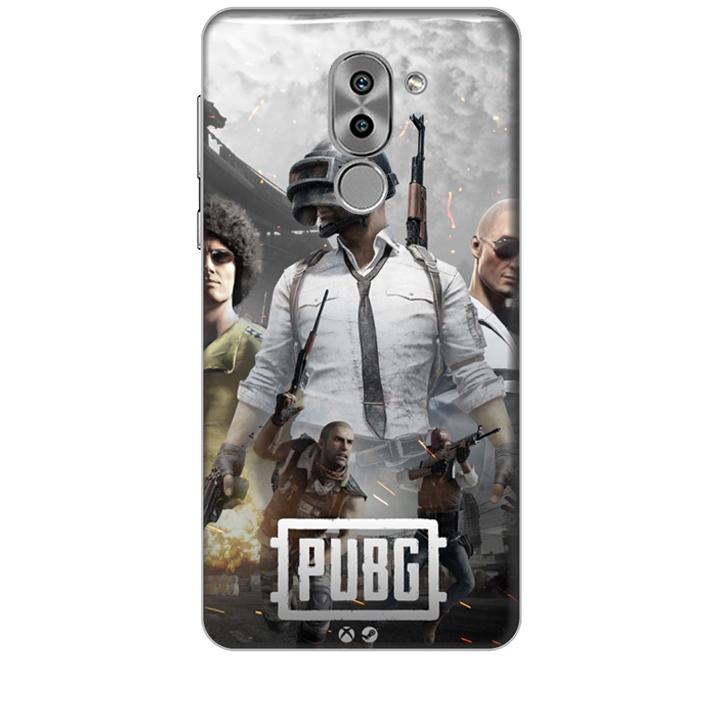 Ốp lưng dành cho điện thoại Huawei GR5 2017 hinh PUBG Mẫu 01