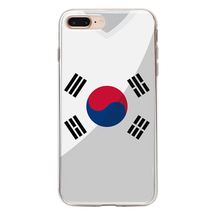 Ốp Lưng Mika Cho iPhone 7 Plus / 8 Plus SOUNTH-KOREA-C-IP7P