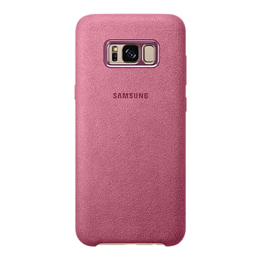 Vỏ Điện Thoại Cho Samsung S8 Plus Alcantara