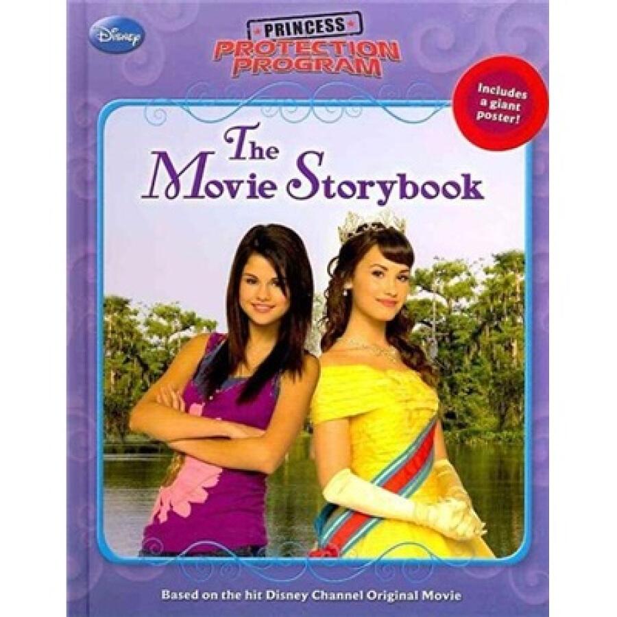Princess Protection Program: Princess Protection Program The Movie Storybook