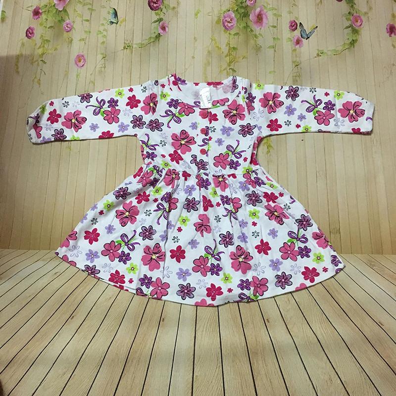 Váy đầm dài tay cho bé gái size 1-7 chất cotton (Giao màu ngẫu nhiên) - 959655 , 8416707444641 , 62_5031913 , 115000 , Vay-dam-dai-tay-cho-be-gai-size-1-7-chat-cotton-Giao-mau-ngau-nhien-62_5031913 , tiki.vn , Váy đầm dài tay cho bé gái size 1-7 chất cotton (Giao màu ngẫu nhiên)