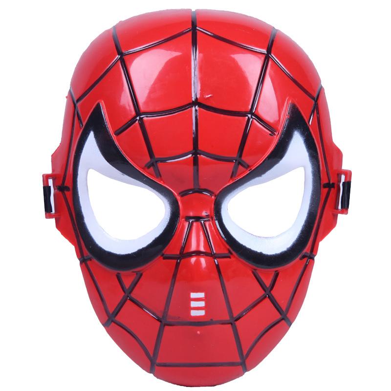 Mặt nạ người nhện Spider Man có đèn phát sáng cho bé
