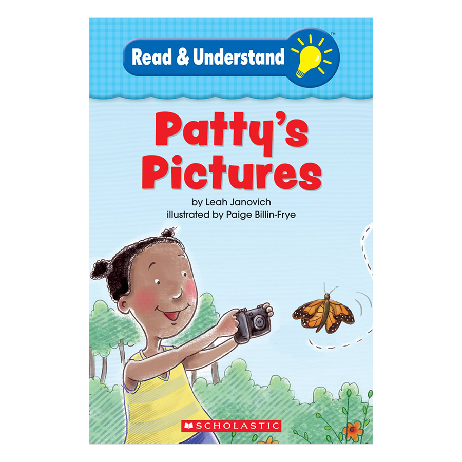 Let's Learn Readers: Patty's Pictures