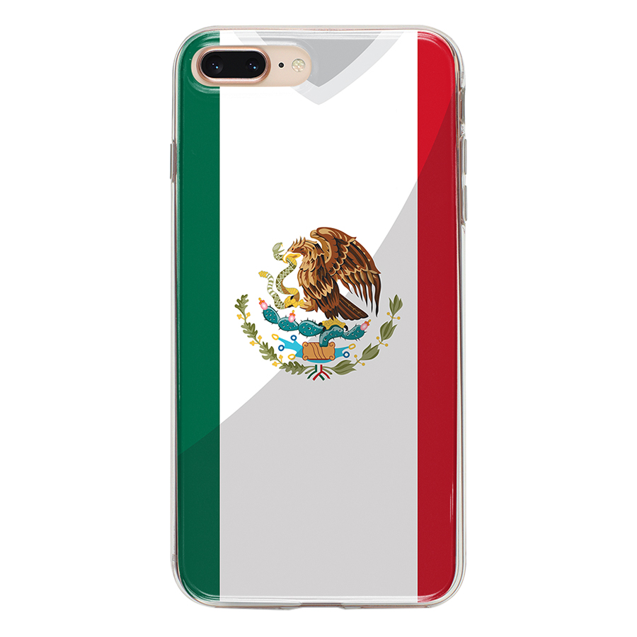 Ốp Lưng Mika Cho iPhone 7 Plus / 8 Plus MEXICO-C-IP7P