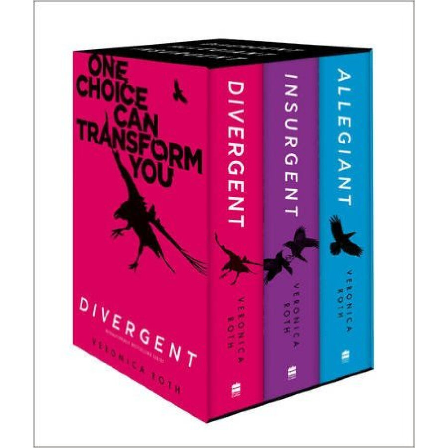 Divergent Series Box Set (Books 1-3) - 1221949 , 8896937733928 , 62_5223687 , 494000 , Divergent-Series-Box-Set-Books-1-3-62_5223687 , tiki.vn , Divergent Series Box Set (Books 1-3)