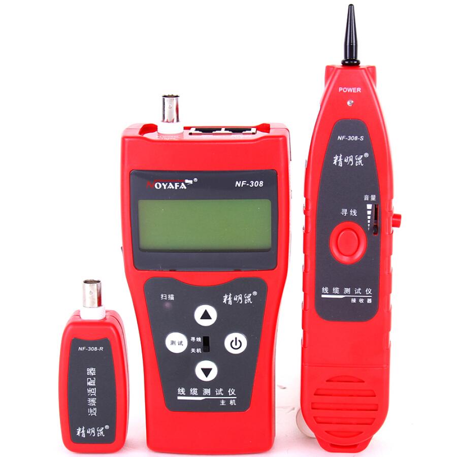 Máy Test Cáp Mạng Đa Năng Noyafa NF-308 - 1277203 , 2621015362341 , 62_9253907 , 890000 , May-Test-Cap-Mang-Da-Nang-Noyafa-NF-308-62_9253907 , tiki.vn , Máy Test Cáp Mạng Đa Năng Noyafa NF-308