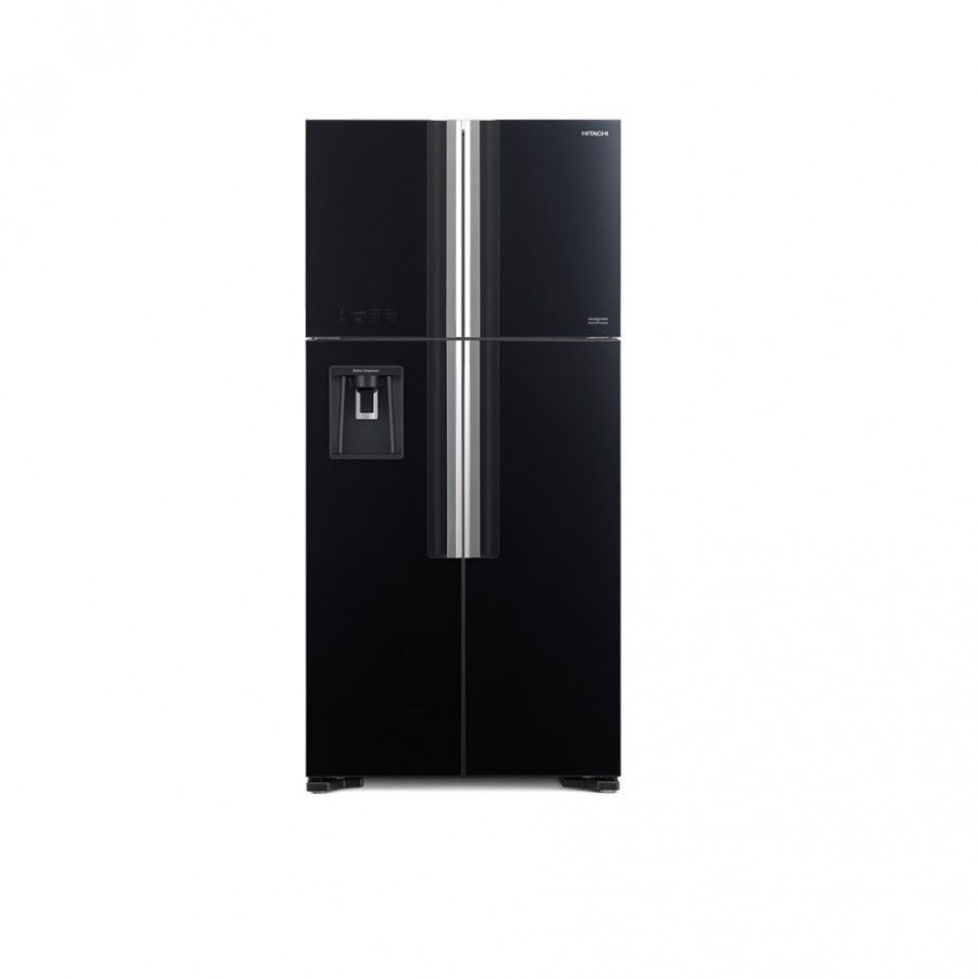 Tủ lạnh Hitachi Inverter 540 lít R-FW690PGV7 GBK(HÀNG CHÍNH HÃNG)