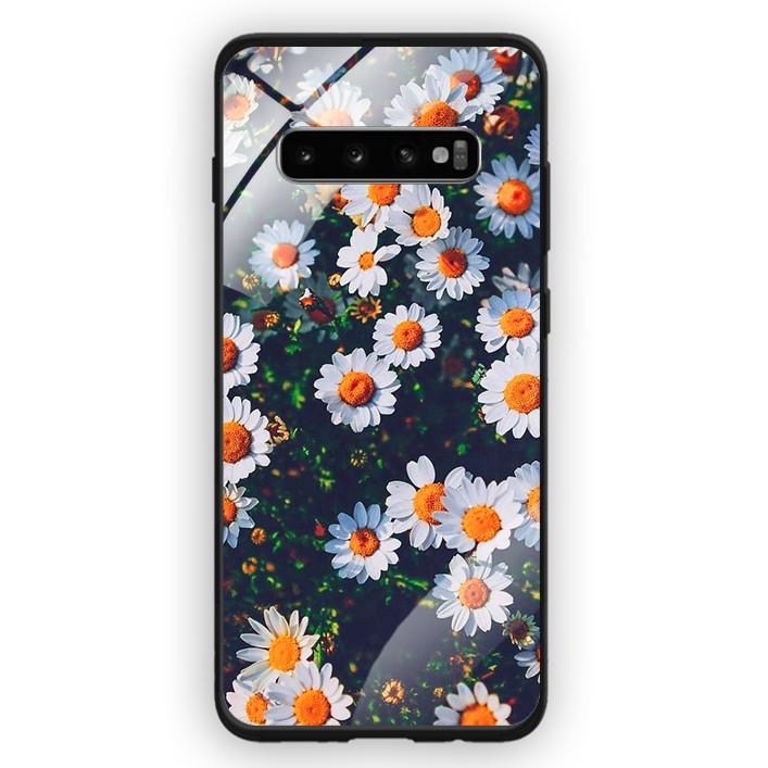 Ốp Lưng Kính Cường Lực Cho Điện Thoại Samsung Galaxy S10 Plus - 391 0038 CUCHOAMI02 - Hàng Chính Hãng
