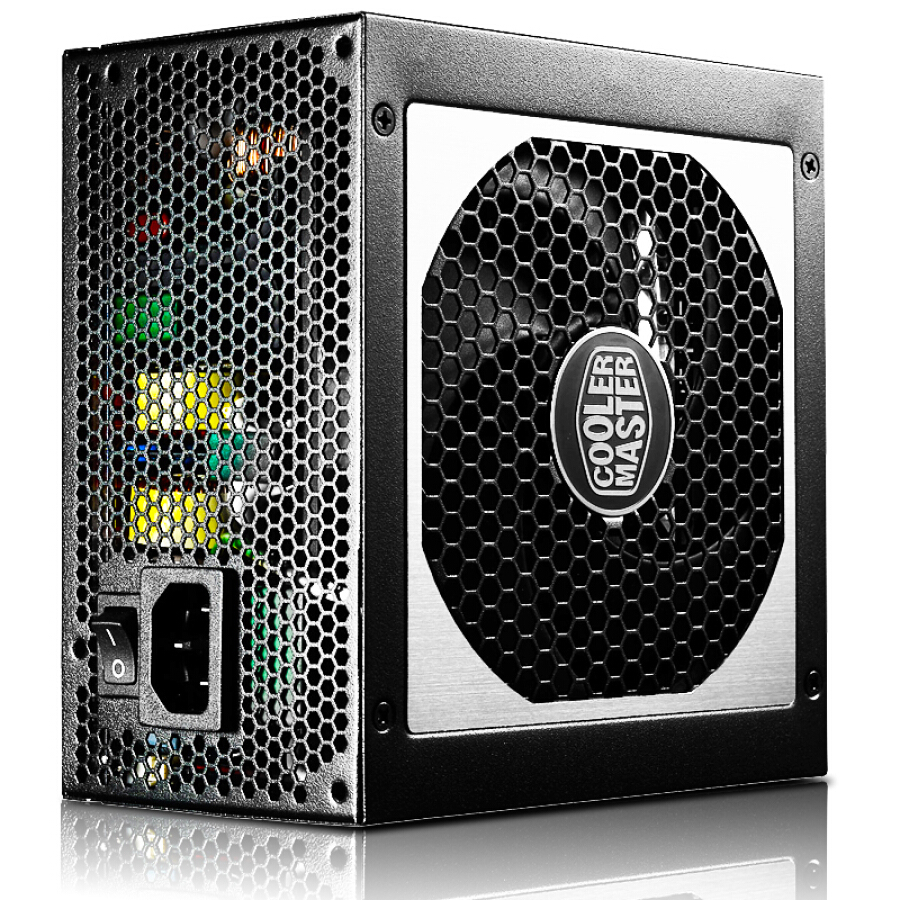Quạt Tản Nhiệt CoolerMaster Rated 550W V550