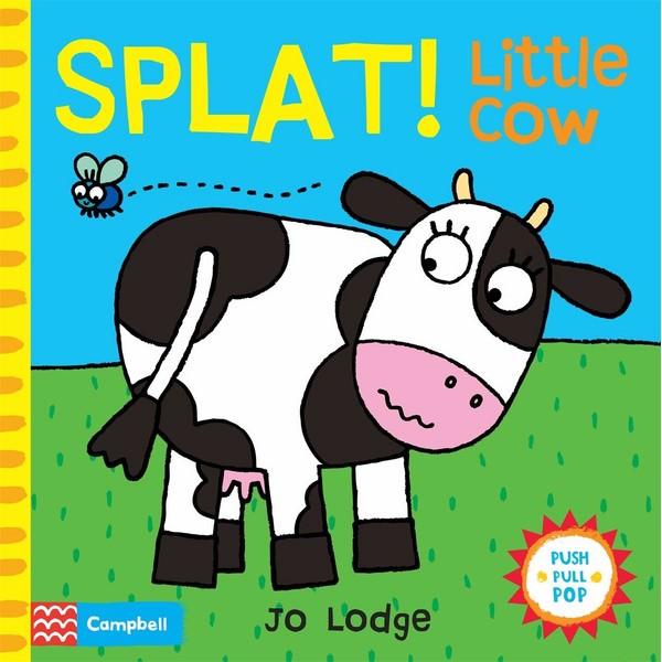 Splat! Little Cow