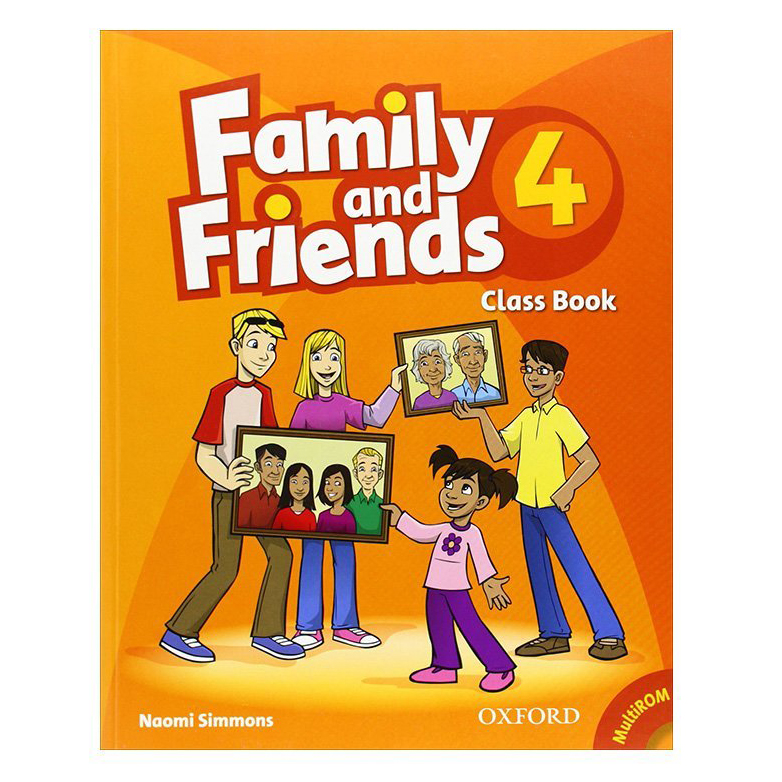 Family And Friends (Bre) (1 Ed.) 4: Class Book And Multirom Pack - 883067 , 2421942275994 , 62_3933693 , 152000 , Family-And-Friends-Bre-1-Ed.-4-Class-Book-And-Multirom-Pack-62_3933693 , tiki.vn , Family And Friends (Bre) (1 Ed.) 4: Class Book And Multirom Pack