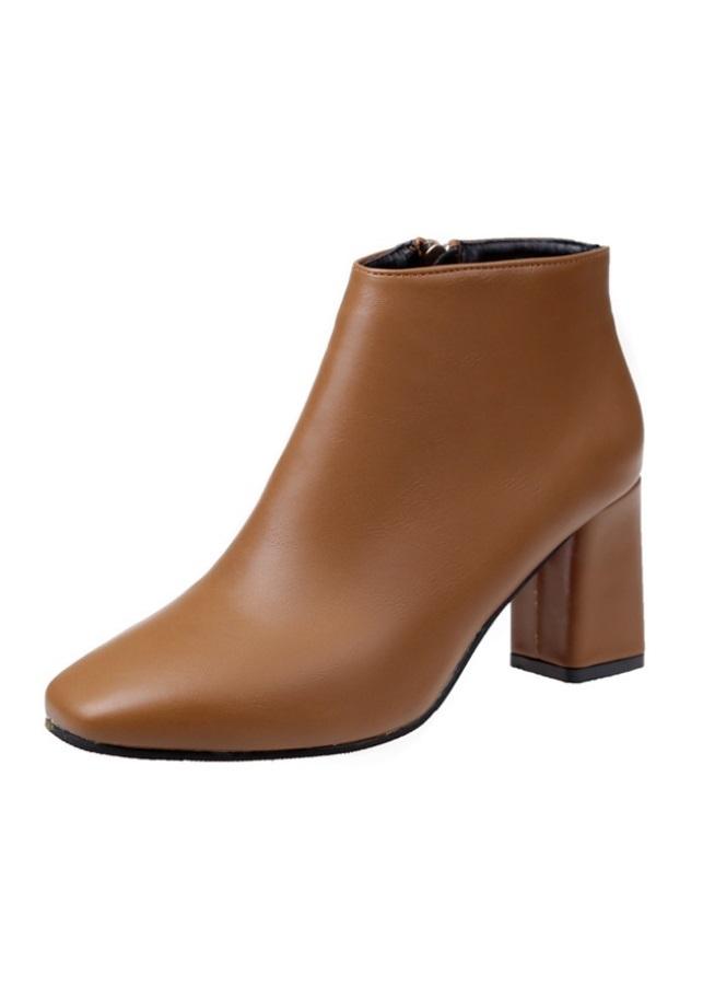 Giày boot đế vuông da trơn mũi bằng S095 - 1245537 , 2048749767936 , 62_7962428 , 340000 , Giay-boot-de-vuong-da-tron-mui-bang-S095-62_7962428 , tiki.vn , Giày boot đế vuông da trơn mũi bằng S095