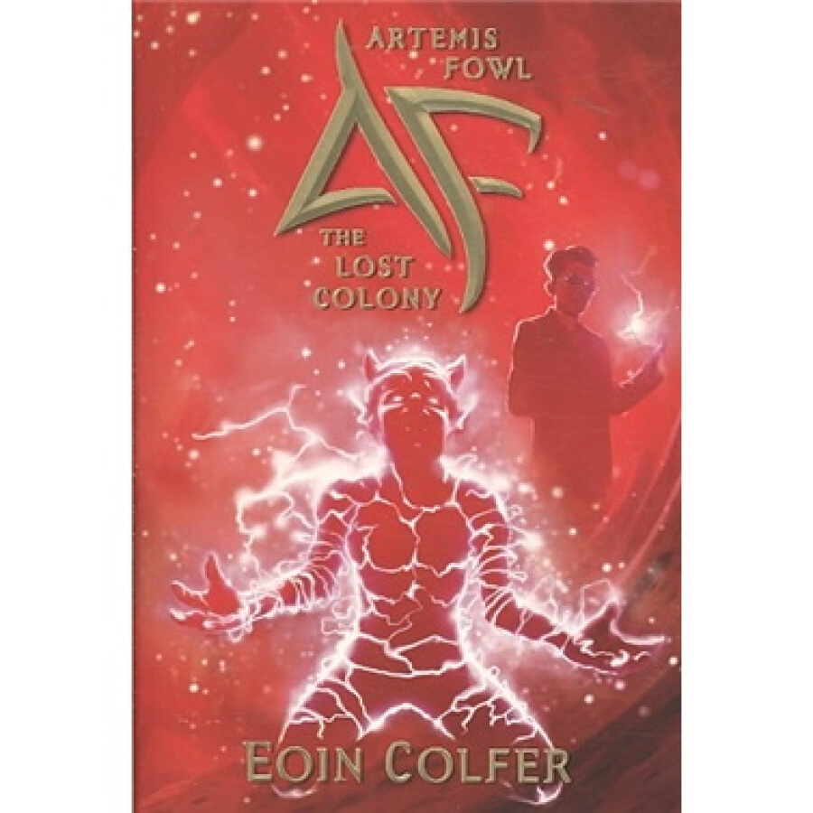 Artemis Fowl:The Lost Colony(new cover)