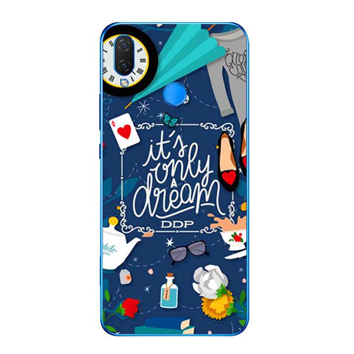 Ốp lưng dẻo cho điện thoại Huawei Y9 2019 - Dream Girl 02