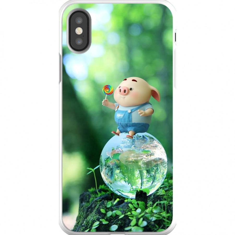 Ốp Lưng Dành Cho Điện Thoại Iphone X - Mẫu aheocon 137
