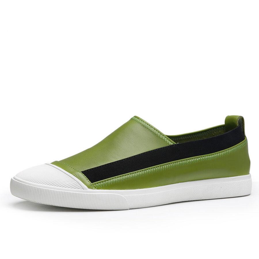 Giày Lười Nam Chất Liệu Da Paddasso PB80226