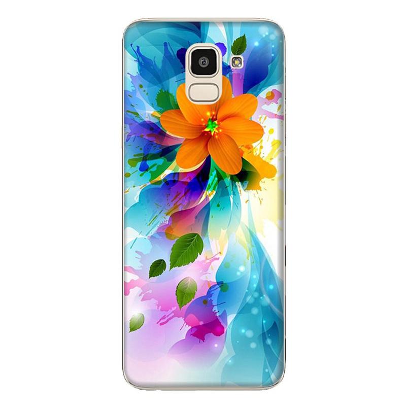 Ốp Lưng Dành Cho Samsung Galaxy J6 - Mẫu 159