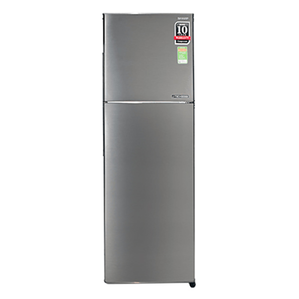 Tủ Lạnh Inverter Sharp SJ-X281E-SL (253L) - 9419066 , 7016012191059 , 62_8079242 , 8800000 , Tu-Lanh-Inverter-Sharp-SJ-X281E-SL-253L-62_8079242 , tiki.vn , Tủ Lạnh Inverter Sharp SJ-X281E-SL (253L)