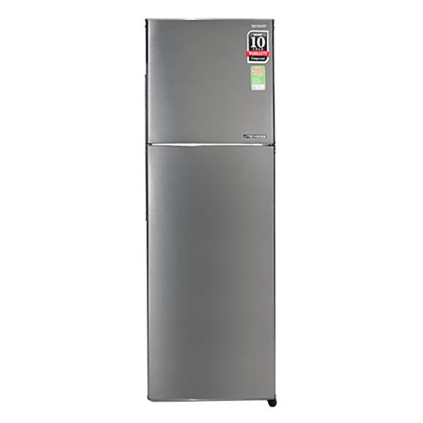 Tủ Lạnh Inverter Sharp SJ-X281E-SL (253L) - 1033391571834,62_257397,8800000,tiki.vn,Tu-Lanh-Inverter-Sharp-SJ-X281E-SL-253L-62_257397,Tủ Lạnh Inverter Sharp SJ-X281E-SL (253L)
