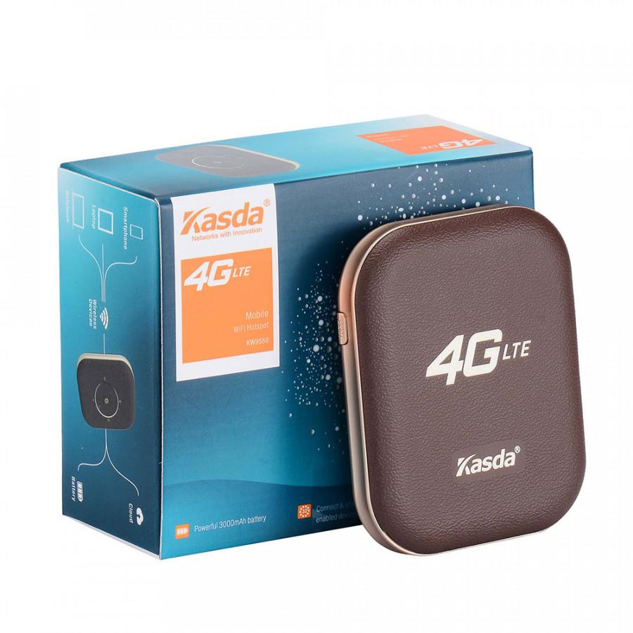 Bộ Phát WiFi 4G Kasda KW9550