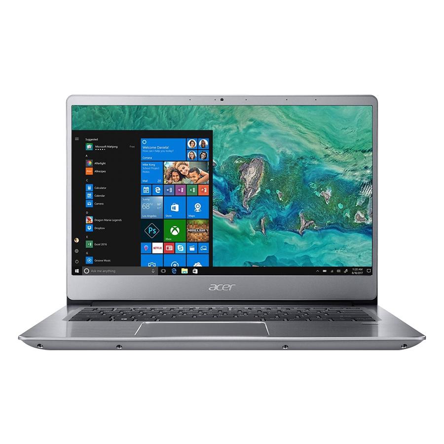 Laptop Acer Swift SF314-32-54-58KB NX.GXZSV.002 Core i5-8250U/Win10 (14 inch) (Silver) - Hàng Chính Hãng - 1117301 , 5970053972751 , 62_7460251 , 17590000 , Laptop-Acer-Swift-SF314-32-54-58KB-NX.GXZSV.002-Core-i5-8250U-Win10-14-inch-Silver-Hang-Chinh-Hang-62_7460251 , tiki.vn , Laptop Acer Swift SF314-32-54-58KB NX.GXZSV.002 Core i5-8250U/Win10 (14 inch)