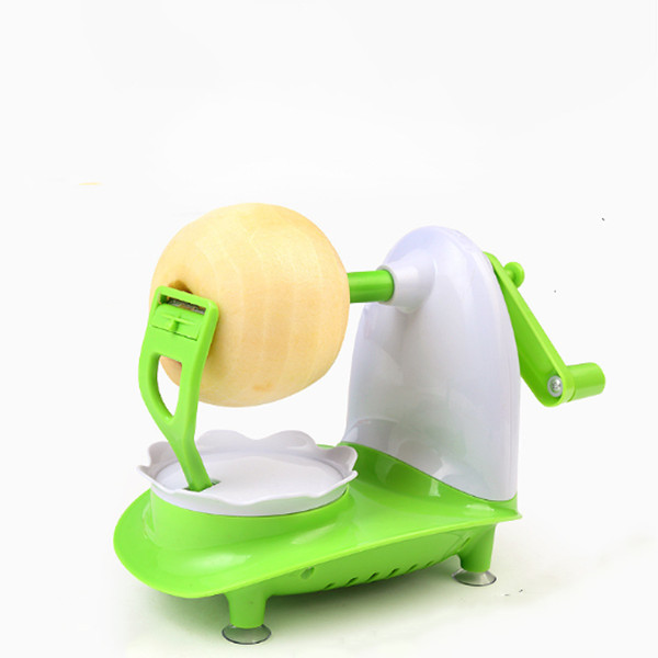 Dụng cụ gọt táo thông minh, siêu tốc tặng kèm 1 khăn lau mềm nhà bếp 30x30cm (màu ngẫu nhiên)