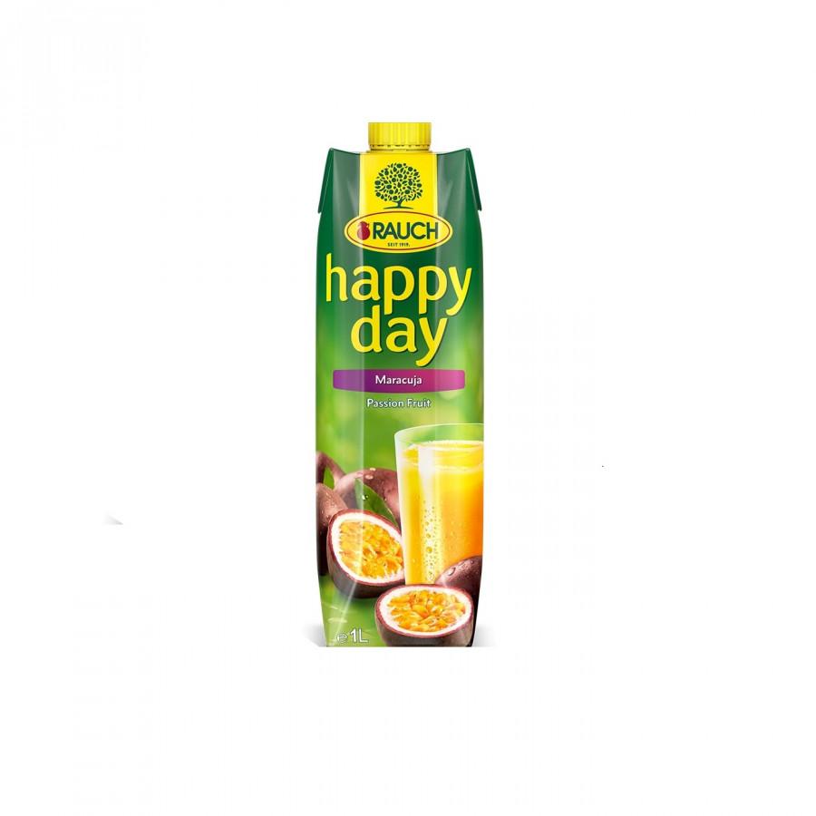 Nước Chanh dây Rauch - Happy Day 1L