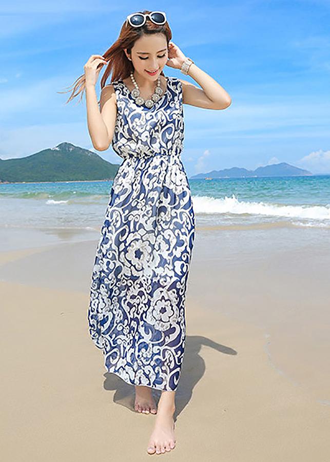 Váy, đầm maxi voan dạo chơi, đi biển 03 - 1831658 , 4717559236465 , 62_13666643 , 180000 , Vay-dam-maxi-voan-dao-choi-di-bien-03-62_13666643 , tiki.vn , Váy, đầm maxi voan dạo chơi, đi biển 03