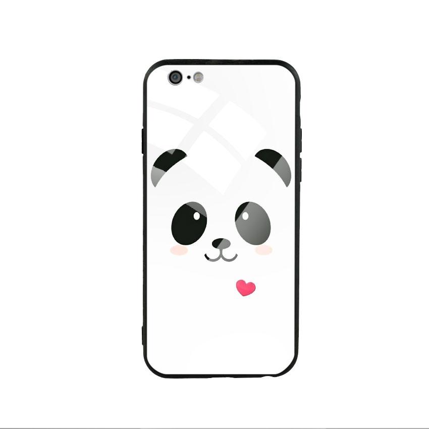 Ốp lưng kính cường lực cao cấp cho điện thoại Iphone 6/6s - Panda - 1442107 , 5329993677965 , 62_14809963 , 200000 , Op-lung-kinh-cuong-luc-cao-cap-cho-dien-thoai-Iphone-6-6s-Panda-62_14809963 , tiki.vn , Ốp lưng kính cường lực cao cấp cho điện thoại Iphone 6/6s - Panda