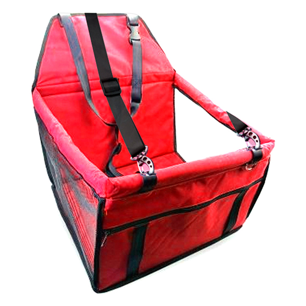 Pet Car Safety Seat Breathable Waterproof Cat Dog Travel Carrier Bag - 2162203 , 2846811855143 , 62_13824669 , 347000 , Pet-Car-Safety-Seat-Breathable-Waterproof-Cat-Dog-Travel-Carrier-Bag-62_13824669 , tiki.vn , Pet Car Safety Seat Breathable Waterproof Cat Dog Travel Carrier Bag
