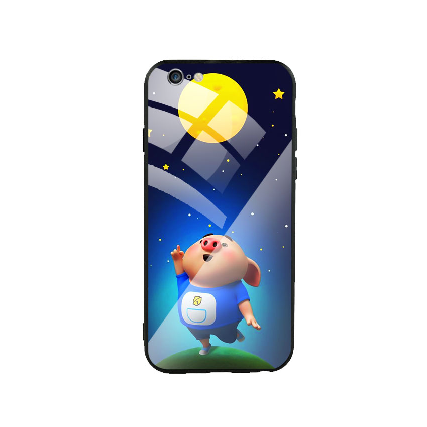 Ốp Lưng Kính Cường Lực cho điện thoại Iphone 6 Plus / 6s Plus - Pig Cute 07 - 1579174 , 7066368357661 , 62_14808008 , 250000 , Op-Lung-Kinh-Cuong-Luc-cho-dien-thoai-Iphone-6-Plus--6s-Plus-Pig-Cute-07-62_14808008 , tiki.vn , Ốp Lưng Kính Cường Lực cho điện thoại Iphone 6 Plus / 6s Plus - Pig Cute 07