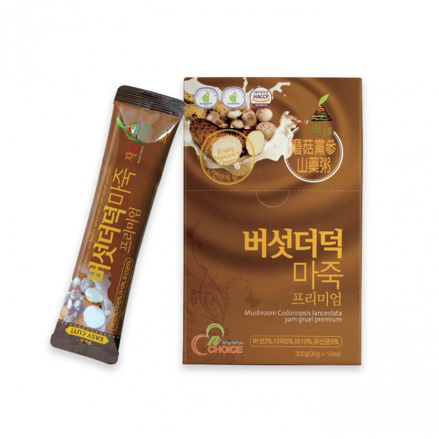 Ngũ cốc Nấm  Sa sâm Chính hiệu Hàn Quốc