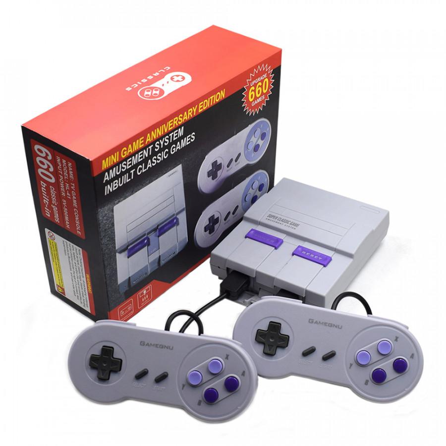 Máy Chơi Game Cầm Tay Snes Nintendo Classic Mini