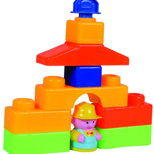 Bộ xếp hình sáng tạo Nhựa Chợ Lớn 34 - M1042-LR