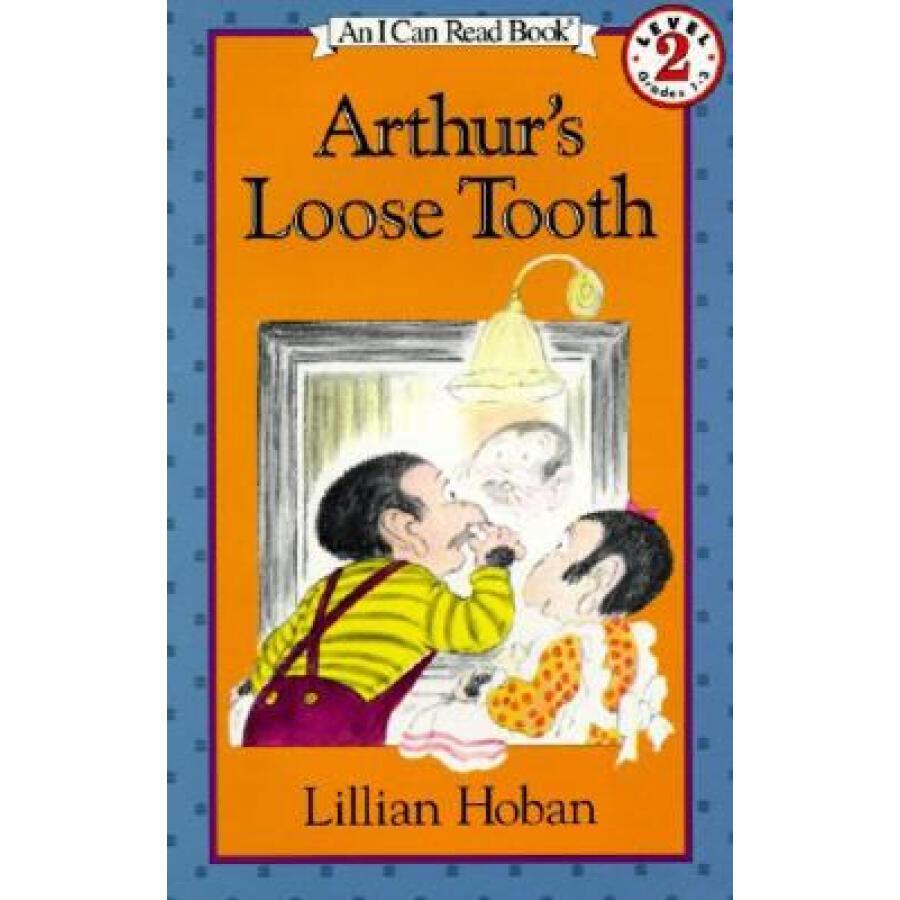 Arthurs Loose Tooth (I Can Read Level 2) - 1233223 , 1119973816460 , 62_5258879 , 126000 , Arthurs-Loose-Tooth-I-Can-Read-Level-2-62_5258879 , tiki.vn , Arthurs Loose Tooth (I Can Read Level 2)