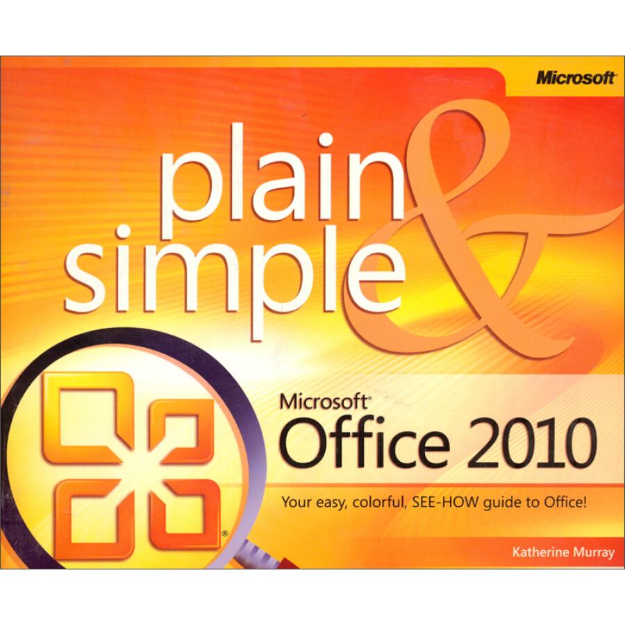 Microsoft Office 2010 Plain and Simple (Plain  Simple) - 1318767 , 6911012302836 , 62_5307053 , 781000 , Microsoft-Office-2010-Plain-and-Simple-Plain-Simple-62_5307053 , tiki.vn , Microsoft Office 2010 Plain and Simple (Plain  Simple)